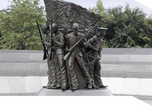 African American Civil War Soldier Monument