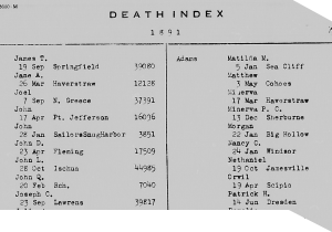 Find Your Ancestor S New York Death Certificate New York